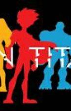 La Sorella Di Robin   Teen Titans   by Lelly_Haddock