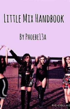 Little Mix Handbook by Phoebe13a