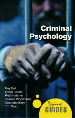 [Sách Dịch - Phong Er] Tâm lí học tội phạm - Hướng dẫn cho người mới bắt đầu