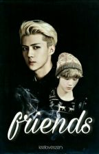 Friends / Hunhan by LeeLovesZen