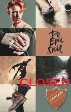 CLOSER ~ Charlie Weasley y tu by unpezllamadolibi