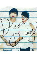 Dear Diary 2 || Vkook by Stella_cometa_2000