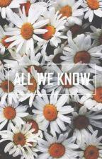 (end) ALL WE KNOW | kookmin by vasupsiri