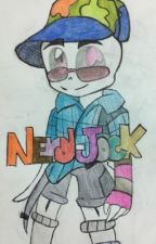 Nerd and Jock Au by Marufubu