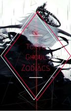 Tokyo Ghoul Zodiacs by Darker_White