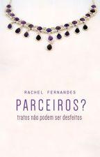 Parceiros?   ✓ by rachelffernandes