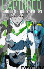 Captured -- Voltron Legendary Defender by typeclick