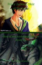 Percy Jackson, Heir Of Slytherin by ThatBookfanatic