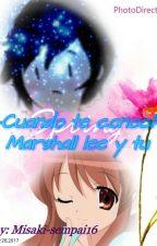 -Cuando te conocí- -Marshall Lee y Tu- by misaki-sempai16