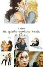 La Lista ( FANFIC CLEXA) by alex192223