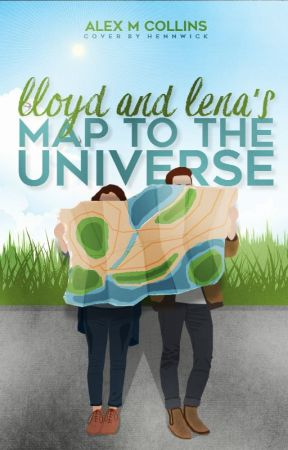 Lloyd and Lena's Map to the Universe by generalleeawesome