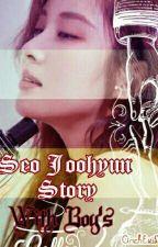 Seo Joohyun Story by Han_ArchangelLu