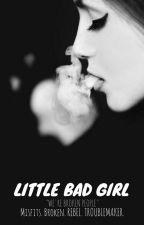 LITTLE BAD GIRL ▹ GENE X READER by peterpqrker