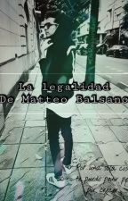 1. La legalidad de Matteo Balsano (#Lutteo) by klausxivar