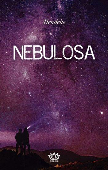 Una nebulosa roja más allá de Pandora.