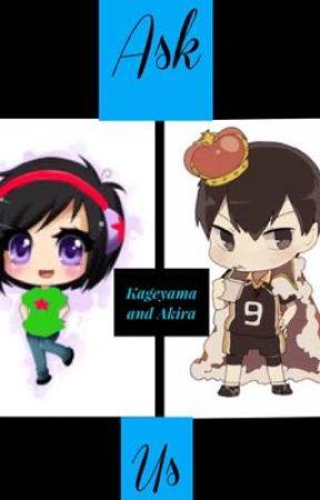 Ask Us by kageyama-_-tobio