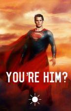 You're superman? by FireInTheCarPark