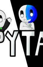 "CopyTale:""Proyecto Coper"" by BeatrizGraa0"