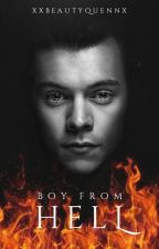 Boy from Hell -H.S- by XXBeautyQueenX