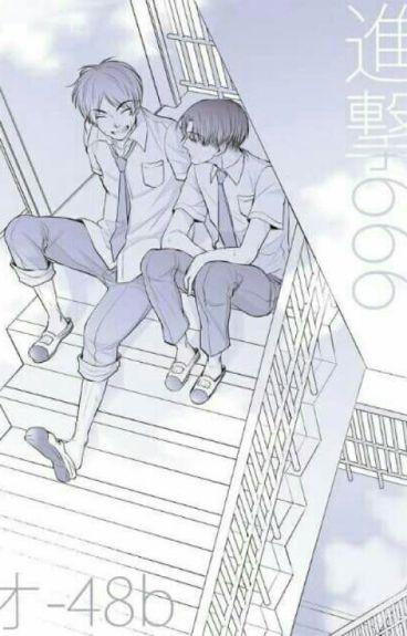 Ereri - Friend or Lover? •HUN•