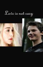 Love is not easy by TweetCake