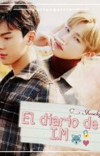El diario de I.M___Monsta X___[BL]  by corinagelvis04