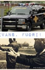 Evans, fuori! by DoodledBubbles