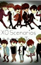 EXO Scenarios [Request Are Open] by kawaiilovegaming66