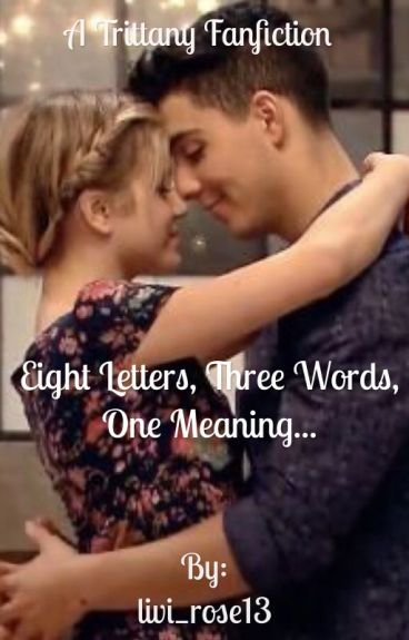 Eight letters, three words, one meaning...