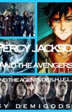 Percy Jackson and the Avengers-Part 1 by RachelGramman