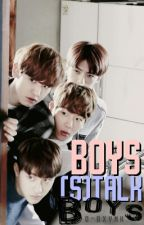 Boys (s)talk Boys ✎ chansoo/sebaek [ semi/hiatus ] by d-bxynk