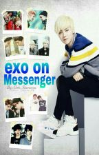 Exo on messenger  by Ooh_Rama94