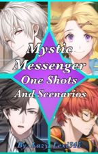 Mystic Messenger One Shots and Scenarios! by Lazy_Lexi345