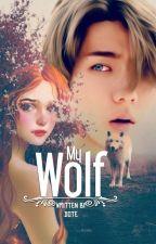 My wolf by N_Hadeel
