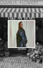 Take My Heart::T.Holland  by aphrodities-