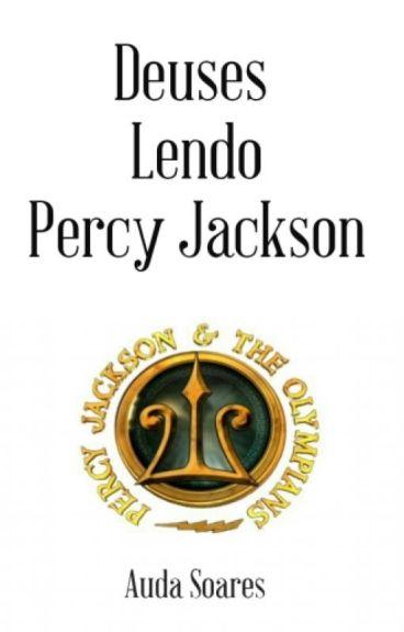 Deuses lendo Percy Jackson