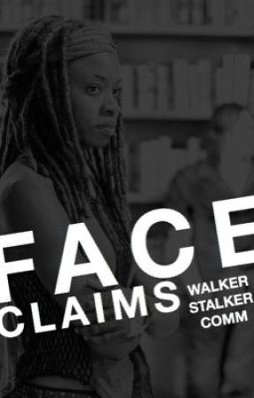 (F)TWD FACE CLAIMS by WalkerStalkerComm