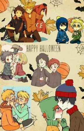 Es Halloween en South Park by JustATrashFangirl