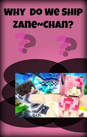 Why do WE ship Zane~Chan? by NobodyButChu
