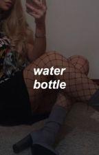 water bottle。 taekook by whaelien