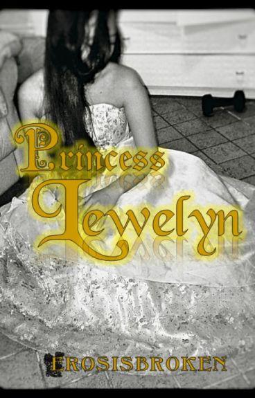 Princess Lewelyn by ErosIsBroken