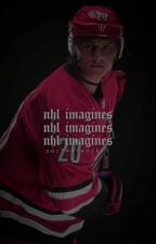 nhl imagines.  by liamfoudy