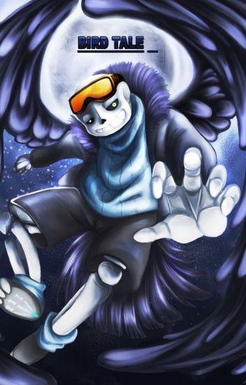 birdtale: anjos caidos  (sansxfrisk)