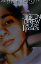 Justindrewblake imagines by verywoozi