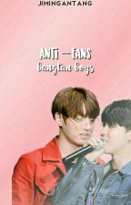 Anti-fans by jimingantang