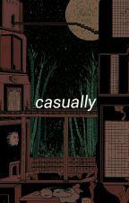 CASUALLY→ Barry Allen. by -Kippi