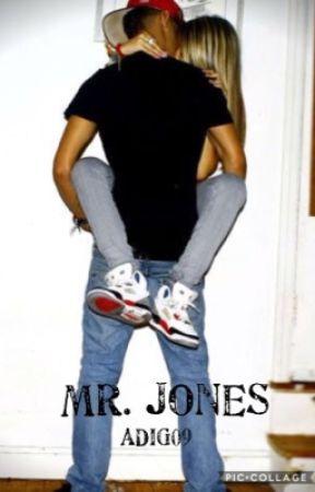 Mr. Jones (Student/Teacher) by ADig09
