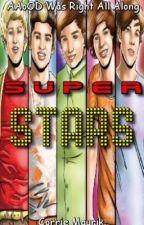 Super Stars: A One Direction Fan Fiction by CorrieMaurik