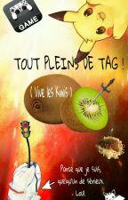 des tags, tout plein de tags  by CapiKiwi