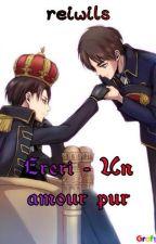 Eren et Livai... Un amour pur by reiwils